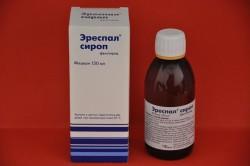 Эреспал - препарат от бронхита