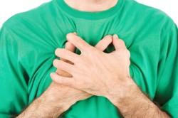 Боль в грудной клетке при бронхите