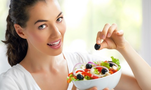 Правильная диета при бронхите