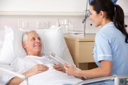 Госпитализация при пневмонии