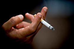 Курение - причина пневмонии