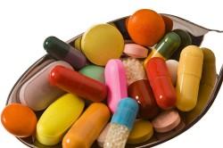 Таблетки для лечения пневмонии