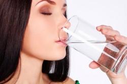 Обильное питье при лечении бронхита