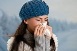 Заложенность носа - признак бронхита