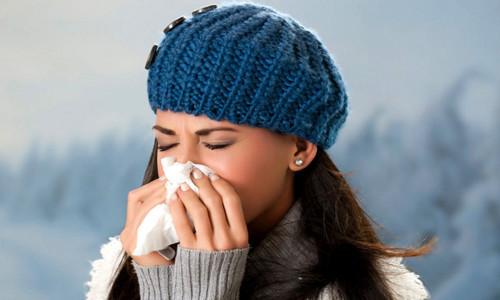 Заболевание пневмонией