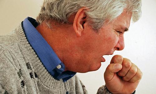 Кровохаркание при острой пневмонии