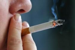 Курение - причина хронического бронхита