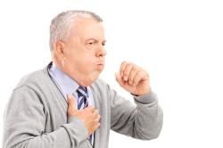 Сильный кашель при хроническом бронхите